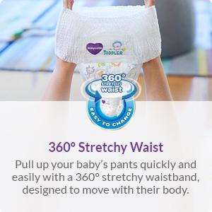 360 Stretchy Waist