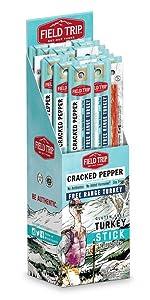 fiecracked pepper turkey stick gluten free grass fed