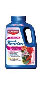rose flower fertilizer disease control bayer