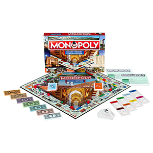 Winning Moves Monopoly Córdoba (10544), multicolor (ELEVEN FORCE ...