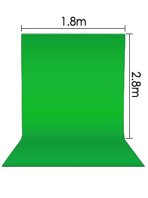 Neewer 1,8 x 2.8M Plegable Telón de Fondo de 100% Pura Muselina ...