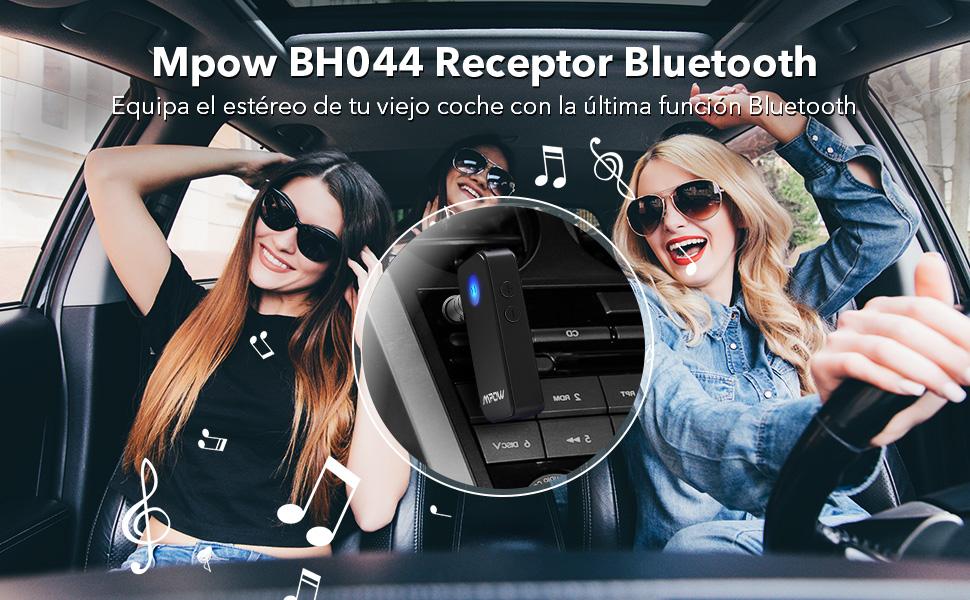 Receptor Bluetooth 5.0