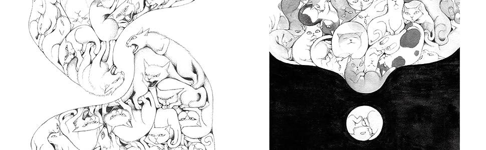 生き物たちの塗り絵 Songs 松山円香