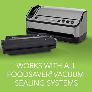 FoodSaver Fresh Containers Versatile