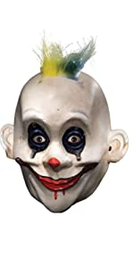 The Joker Henchman Grumpy costume mask