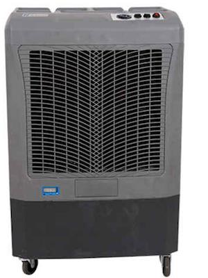 Hessaire MC37M portable Evaporative Air Cooler for 750 sq  ft