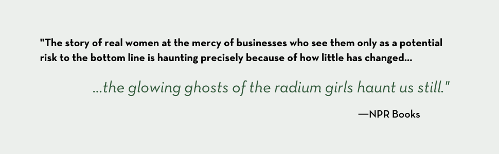 npr review of the radium girls