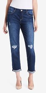vintage america blues jeans; women's jeans; jeans for women; gratia bestie boyfriend tomboy denim