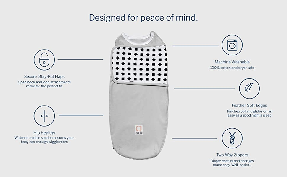 designed for peace of mind