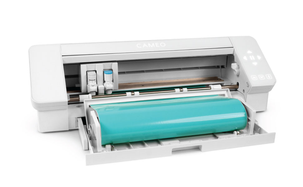 CAMEO 4 with Built in Roll Feeder