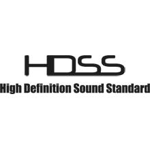 グラフェンドライバーとHDSSを採用