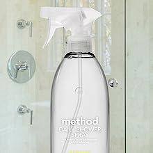 bathroom cleaner, shower cleaner