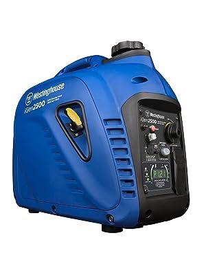 igen2500 lightweight compact portable inverter generator convenient back up source gas power rv