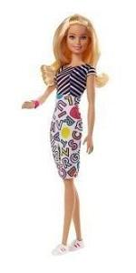 Barbie Fashionista · Barbie Crayola, Moda y accesorios · Muñeco Ken