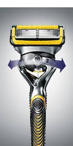Gillette Fusion ProShield razor