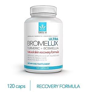 bromelain bruising supplement surgery quercetin arnica bruise bruises  anti-bruising recovery