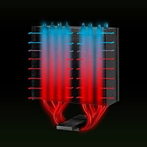 Improved Heat Dissipation