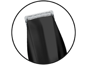 Self Sharpening Trimmer Blades Stay Sharp Longer