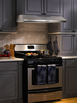 Amazon Com Cosmo 5mu30 30 In Under Cabinet Range Hood 200 Cfm