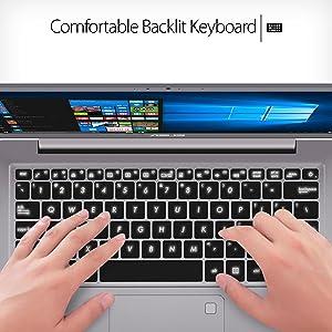 "ASUS ZenBook UX330UA 13"" Anti-glare FHD Ultra-Slim Laptop 8th gen, Backlit keyboard, Fingerprint"