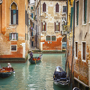 Venice travel, Venice canals