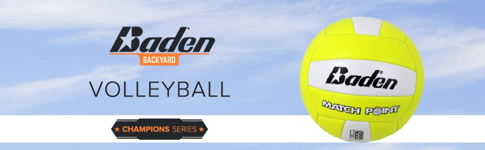 champions series volleyball baden backyard games set game park outdoor net play