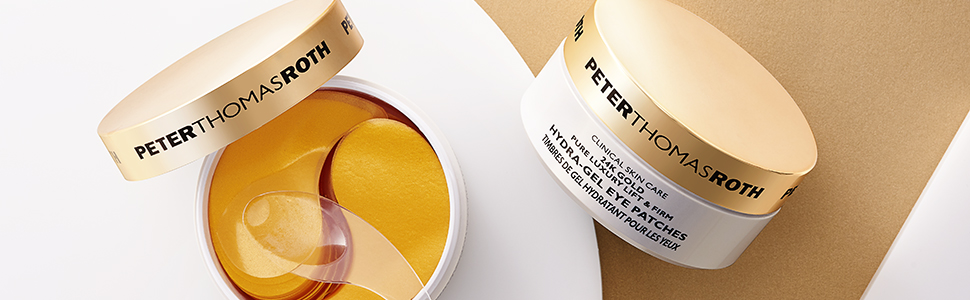 Peter Thomas Roth, hydra-gel eye patches, hydragels
