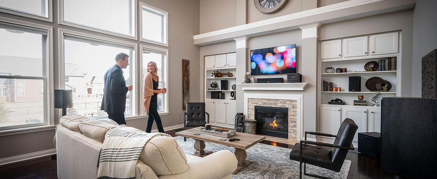 Klipsch, Reference Wireless, WiSA, wireless, home theater
