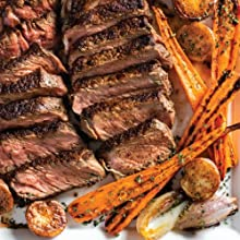 Seared Steak with Vegetables