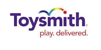 toysmith logo, logo for toysmith, cheap toys