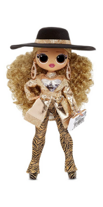 L.O.L. Surprise! O.M.G. Series 3 Da Boss Fashion Doll