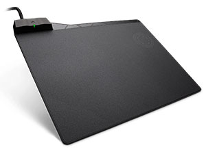 MM1000 Qi Wireless Charging Mouse Pad