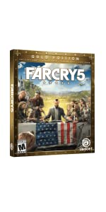 Amazoncom Far Cry 5 Playstation 4 Standard Edition
