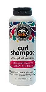 SoCozy Curl Shampoo