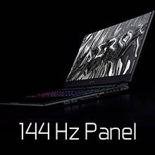 144Hz Panel' FHD 144Hz; FHD laptop; FHD gaming; 144hz gaming