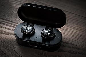 SOUL Electronics ST-XS Superior High Performance True Wireless Earphones