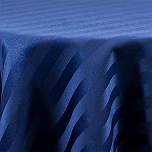 Finest Cotton With Satin Stripes