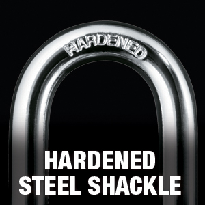 Hardened Steel Shackle