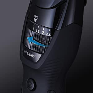 Panasonic ER-GB42-K 19 Exact Trim Settings