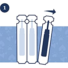 How to Apply, Pull apart, Separate one tube from the others in the multipack