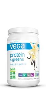 vega vegan protein greens gluten free gluten-free