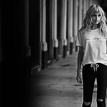womens tshirt, tee shirt, cotton tshirt, sweatpants, cotton sweatpants, sweatpants with rips
