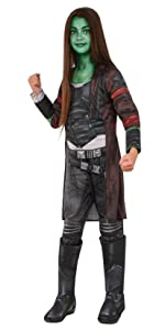 Kids Gamora Costume