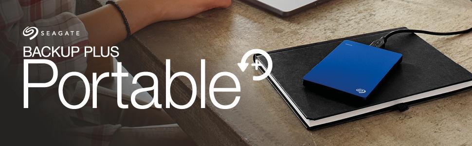 Seagate Stdr5000202 Externe Tragbare Festplatte Blau Computer Zubehör