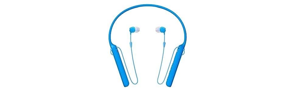 Sony WI-C400. Auriculares internos Bluetooth y NFC inalámbricos ...