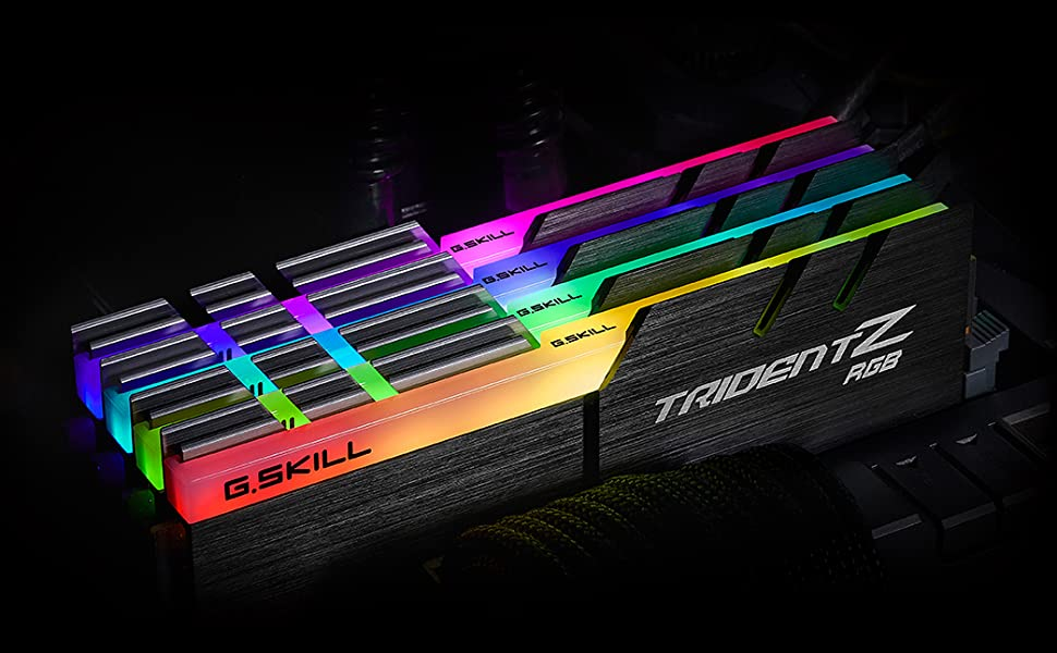 gskill trident z rgb ultimate extreme gaming ddr4 performance