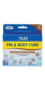 fin body cure