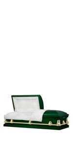Orion funeral casket