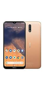 Nokia 2.3 sand
