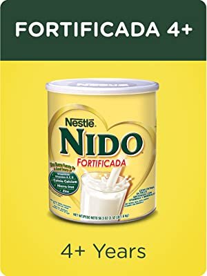 NIDO Fortificada for Growing Bodies
